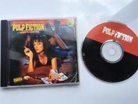 Pulp Fiction complete soundtrack CD