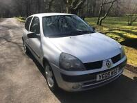***RENAULT CLIO 1.2 2005 ONLY 55,000***