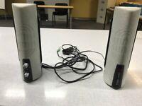 Computer speakers x2 (£20 each)