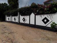 Gambia villa bijilo 15 minute walk to beach. Near to coco ocean. 4 bedroom, 3 bathroom ( 2 ensuite