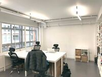 Desk sublet in a shared office in Shoreditch