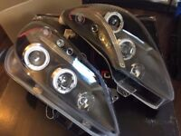 Angel Eye Headlights For Sale (Corsa D)