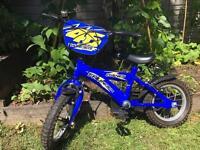 """12"""" Bike - Dawes Blue Thunder"""