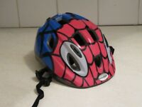 Boys bike helmet for sale