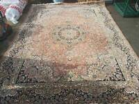 Persian rug carpet 350x250cm