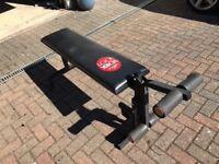 York 1001 Exercise bench