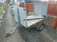 Quad Logic trailer was used in a stables project £90