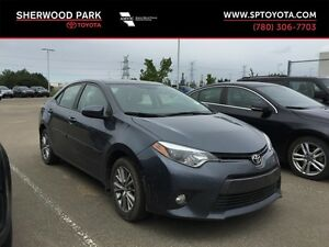 2015 Toyota Corolla LE With Upgrade Package!