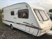 Swift fairway/570 6/berth 2007/18ft awning px welcome