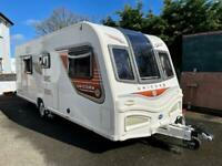 **SOLD** 🏕❇️ 2013 Bailey Unicorn Cadiz - 4 Berth - Fixed rear beds ❇️🏕