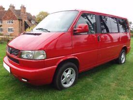 VW Multivan/Caravelle/Westfalia 2.5TDI LHD