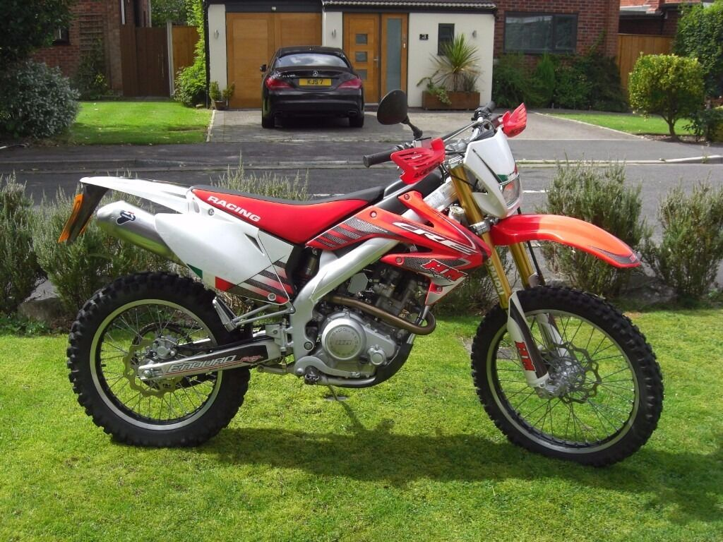 hm moto baja rr 125 4t enduro trials not ktm honda yamaha kawaski suzuki in cheadle hulme. Black Bedroom Furniture Sets. Home Design Ideas
