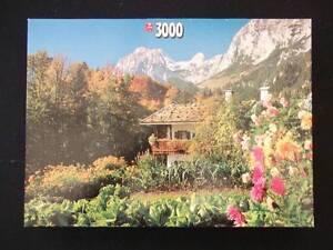 Jigsaw puzzle 3000 piece. Walkley Heights Salisbury Area Preview