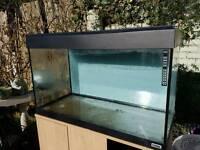 Fishtank with unit for sale