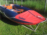 Tinker Tramp Inflatable Dinghy