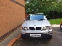 BMW x5 diesel sport 2003