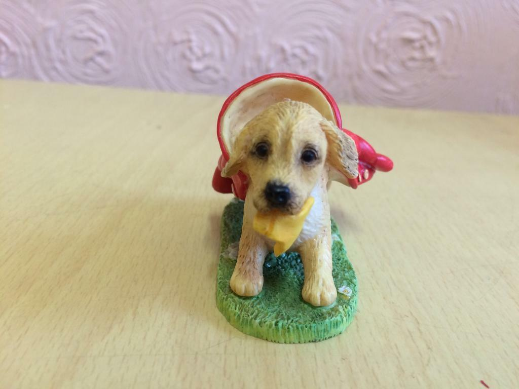 Collection of dog ornaments 3