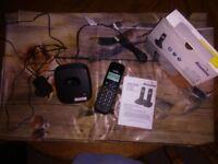 HOME PHONE BINATONE VEVA 1700 (As new condition boxed)