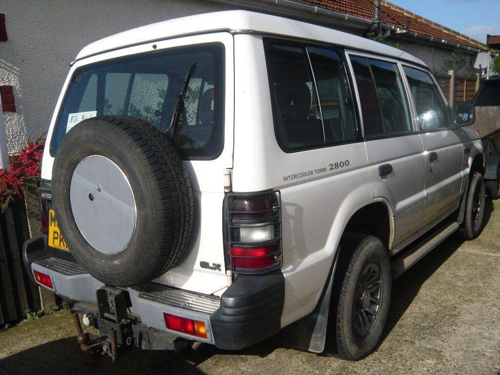 SHOGUN GLX TD LWB AUTO
