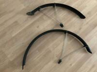 FRONT & REAR MUDGUARDS
