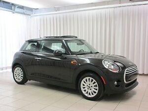 2015 MINI Cooper 3DR TURBO 6-SPEED w/ WIRED NAVIGATION PACKAGE