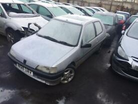 Breaking for parts Peugeot 106 1.1