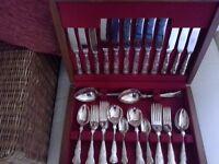 arthur price canteen of cutlery