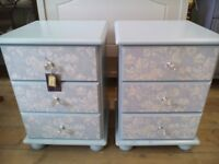 Beautiful set of Bedside Tables.