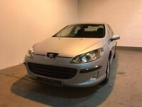 Peugeot 407 1.6 HDI, Full mot, 6 months extendable Warranty, Low miles for year.
