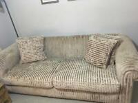 Duresta sofa and 2 chairs (re listed)