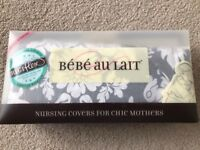 Bebe au Lait Nursing Cover - excellent condition
