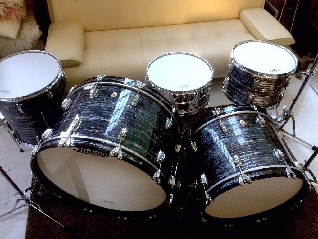 2 Bass Drums +  Atlas Classic