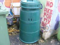 COMPOSTER BIN MADE BY THE COMPOSTER COMPANY
