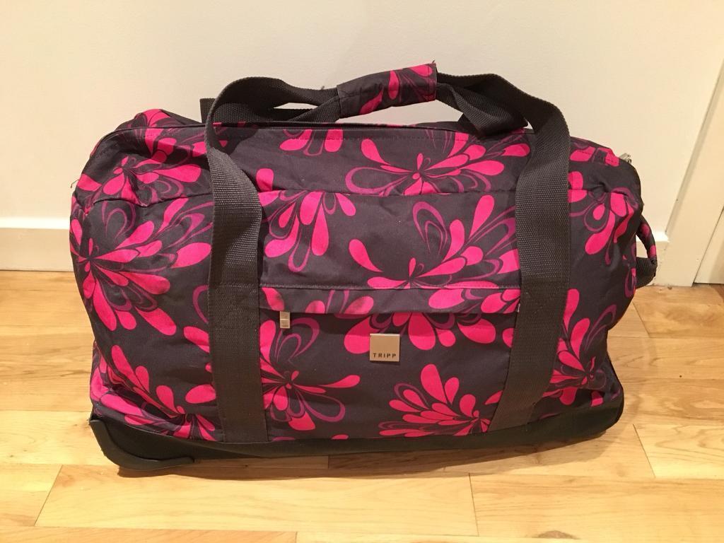 2x Jasper Conran travel bags