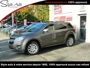 2011 Chevrolet Equinox 2LT CUIR CAMERA A/C CRUISE