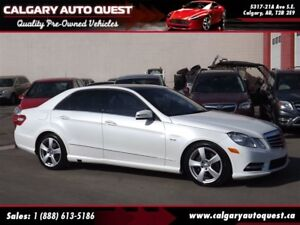2012 Mercedes-Benz E-Class E350 BlueTEC NAVI/B.CAM/LEATHER/ROOF