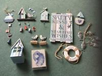 Coastal decor accessories