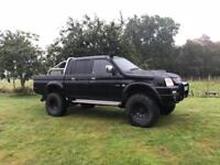 Mitsubishi L200 Animal 112000 Miles