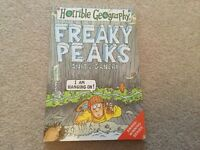 Horrible Geography Freaky Peaks book by Anita Ganeri