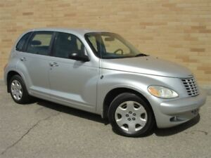 2005 Chrysler PT Cruiser WOW! Only 138000 Km! 5 Speed Manual!
