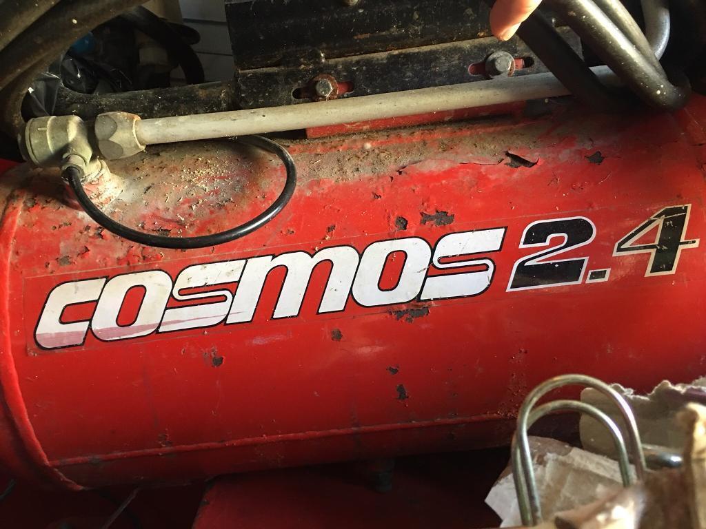 Cosmos 2.4 Air Compressor