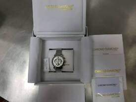 Chrono Diamond Nestor (new with 12 month warranty from the date of this post 6th of December)