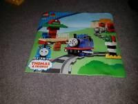 Thomas duplo lego set