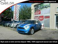 2007 Mini Cooper Hardtop S 1.6L TURBO CUIR