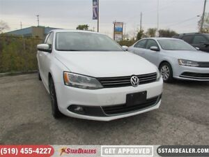 2014 Volkswagen Jetta 1.8 TSI Highline | NAV | LEATHER | ROOF