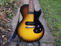 2010 Gibson '1959 Re-issue' Melody Maker Electric Guitar and padded case