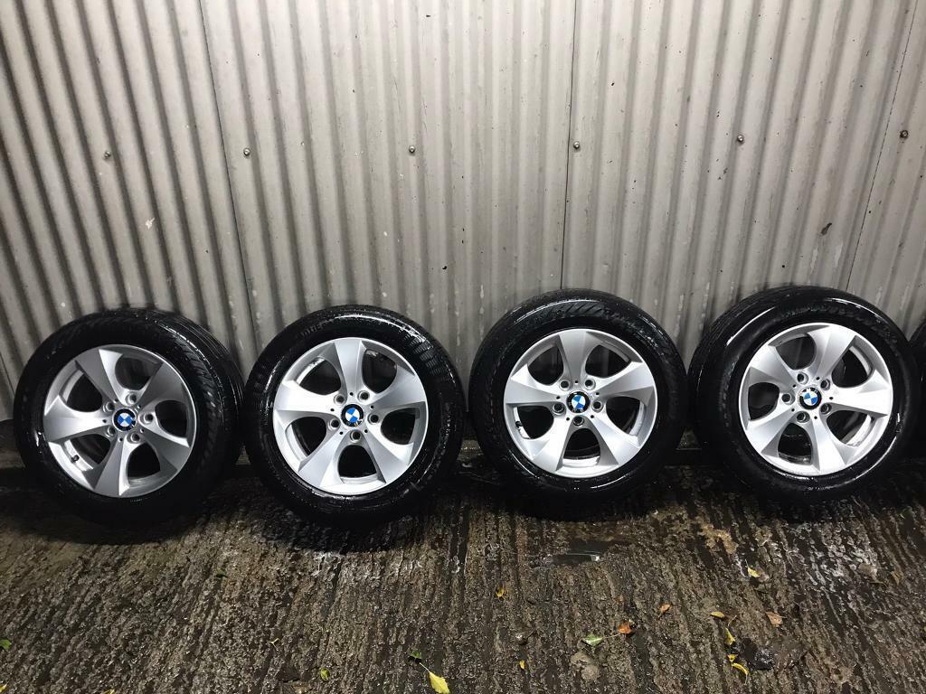 Genuine 16 Bmw 3 Series Alloy Wheels Will Fit Vans Like Vivaro Traffic Primstar In Antrim County Antrim Gumtree