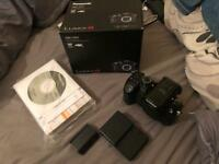 Panasonic LUMIX GH4 DSLR MICRO FOUR THIRDS CAMERA BODY