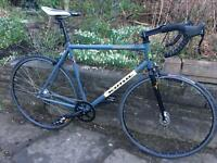 Kona paddy wagon steel fixie single speed bike