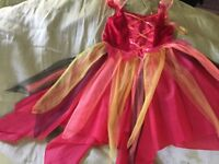 Halloween dress 6-9